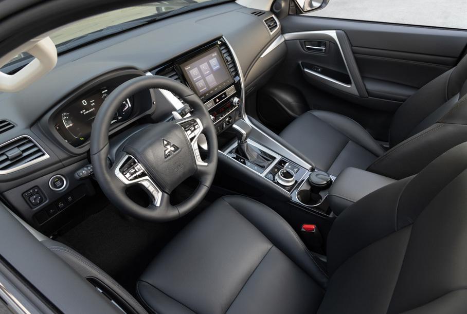 Сибирский тест: обновленный Mitsubishi Pajero Sport