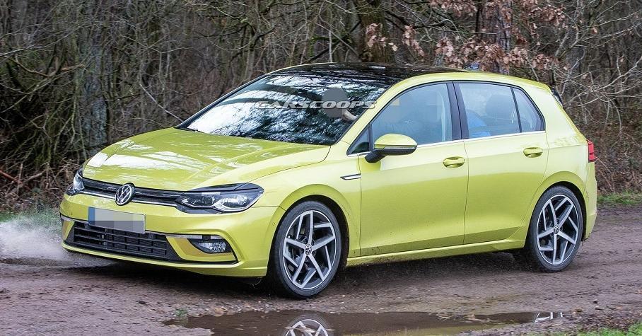 Volkswagen определился со сроками выхода нового Golf