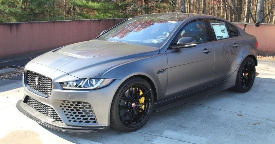 Эксклюзивные Jaguar XE оказались никому не нужны. Теперь их распродают со скидкой