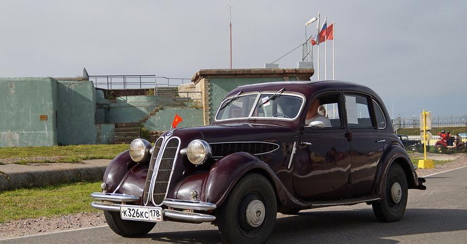 BMW Штирлица из легендарного фильма появилась в продаже в России