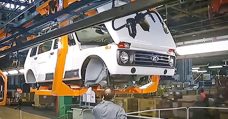 Видео конвейер ваз фольксваген транспортер т5 в калининграде