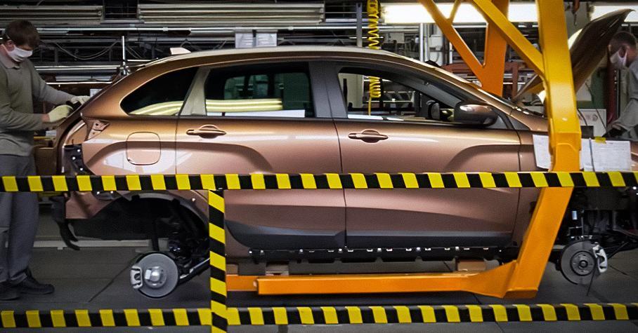 АвтоВАЗ планирует выпускать полноприводные Lada